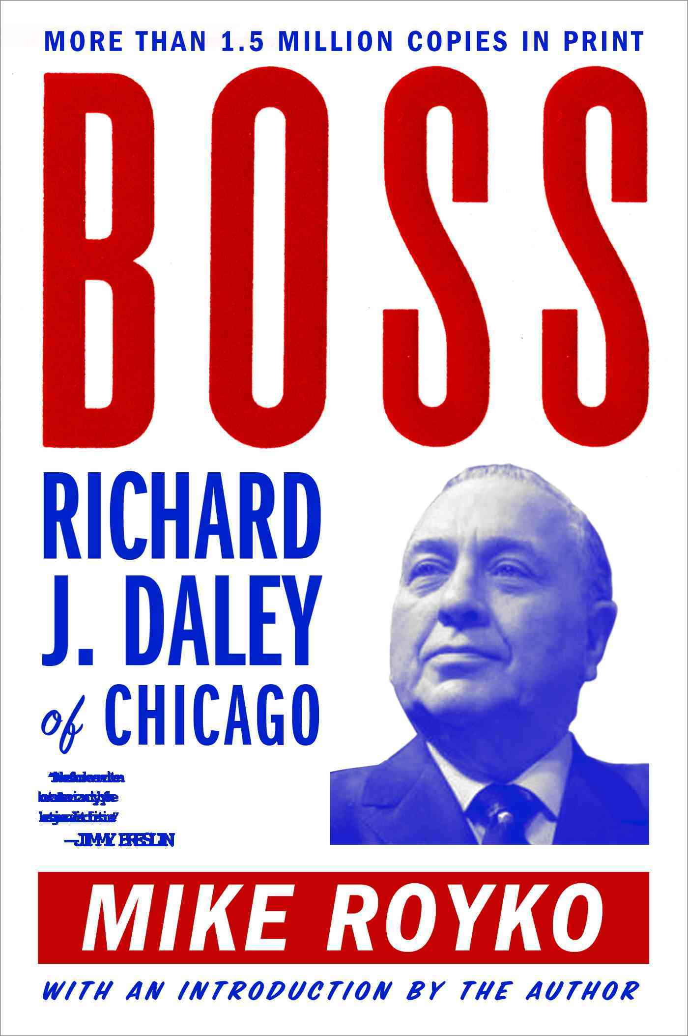 Boss By Royko, Mike